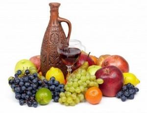 Технология изготовления вина из фруктово-ягодного сока